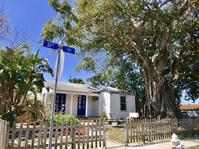 900 31st Street, West Palm Beach, FL 33407 - MLS#: RX-10424667