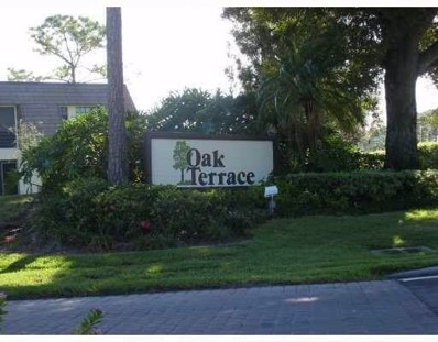 4536 Oak Terrace Drive UNIT 4536, Greenacres, FL 33463 - MLS#: RX-10424730