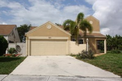 8551 Dynasty Drive, Boca Raton, FL 33433 - MLS#: RX-10424748