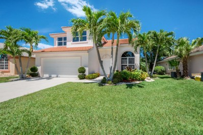 8542 Tourmaline Boulevard, Boynton Beach, FL 33472 - MLS#: RX-10424793