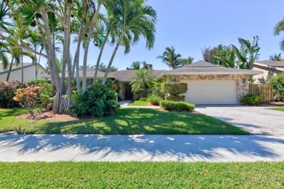 4826 Sugar Pine Drive, Boca Raton, FL 33487 - MLS#: RX-10424879