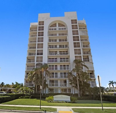 3901 S Flagler Drive UNIT 802, West Palm Beach, FL 33405 - MLS#: RX-10424921