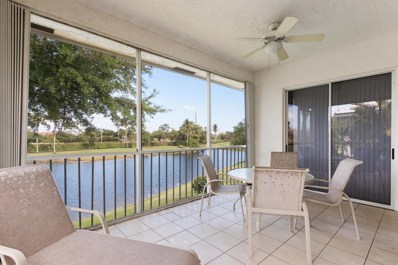 5124 Lake Catalina Drive UNIT B, Boca Raton, FL 33496 - MLS#: RX-10424934