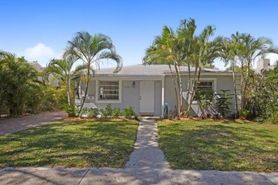 1015 Upland Road, West Palm Beach, FL 33401 - MLS#: RX-10425086