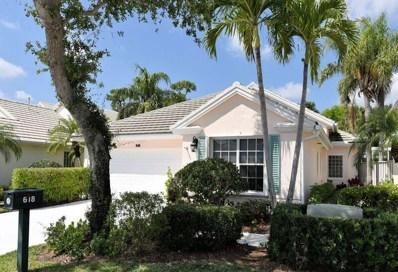 618 Masters Way, Palm Beach Gardens, FL 33418 - MLS#: RX-10425101