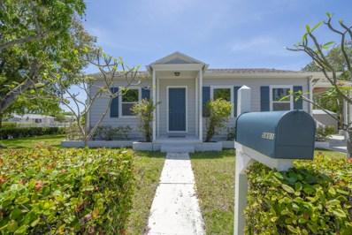 5801 Garden Avenue, West Palm Beach, FL 33405 - MLS#: RX-10425108