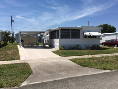 4045 Marigold Road, Boynton Beach, FL 33436 - MLS#: RX-10425190