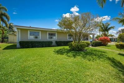 200 Mentone Road, Boynton Beach, FL 33435 - MLS#: RX-10425215