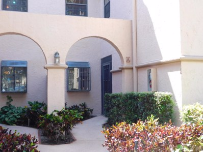5258 Europa Drive UNIT A, Boynton Beach, FL 33437 - MLS#: RX-10425224