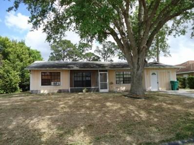 1649 SW Day Street, Port Saint Lucie, FL 34953 - MLS#: RX-10425238