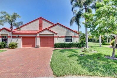 7536 Lexington Club Boulevard UNIT B, Delray Beach, FL 33446 - MLS#: RX-10425242