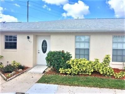 507 Holyoke Lane, Lake Worth, FL 33467 - MLS#: RX-10425302
