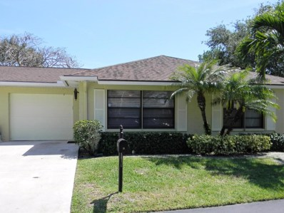 9800 Pecan Tree Drive UNIT B, Boynton Beach, FL 33436 - MLS#: RX-10425340