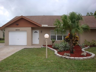 8304 Blue Cypress Drive, Lake Worth, FL 33467 - MLS#: RX-10425381