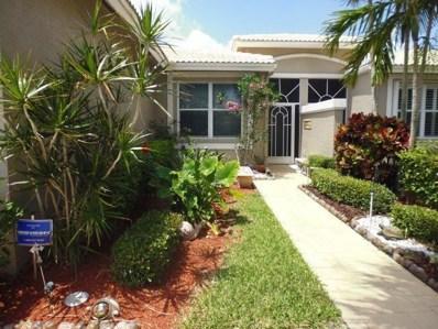 10761 Royal Caribbean Circle, Boynton Beach, FL 33437 - MLS#: RX-10425419