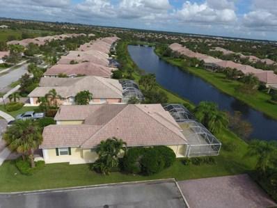 10931 SW Dardanelle Drive, Port Saint Lucie, FL 34987 - MLS#: RX-10425433