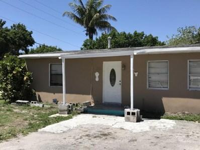301 N 23rd Street, Fort Pierce, FL 34950 - MLS#: RX-10425453