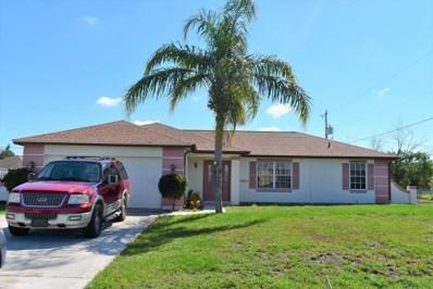 1641 SW Cameo Boulevard, Port Saint Lucie, FL 34953 - MLS#: RX-10425513