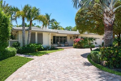 232 Cove Place, Jupiter Inlet Colony, FL 33469 - MLS#: RX-10425522