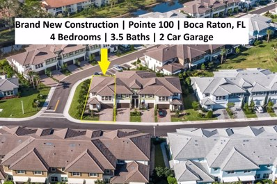 23009 Clear Echo Drive UNIT 78, Boca Raton, FL 33433 - MLS#: RX-10425719