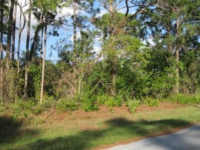 1657 SW Bascom Avenue, Port Saint Lucie, FL 34953 - MLS#: RX-10425860