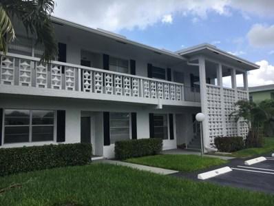 1140 Boxwood Drive UNIT 103, Delray Beach, FL 33445 - MLS#: RX-10425865