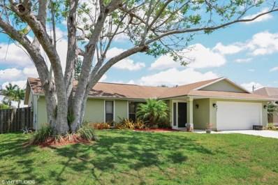 447 SE Nome Drive, Port Saint Lucie, FL 34984 - MLS#: RX-10425909