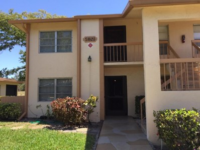5820 Sugar Palm Court UNIT A, Delray Beach, FL 33484 - MLS#: RX-10425975
