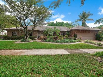 2420 NW 40th Circle, Boca Raton, FL 33431 - MLS#: RX-10426171