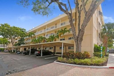 651 E Woolbright Road UNIT 106, Boynton Beach, FL 33435 - MLS#: RX-10426184