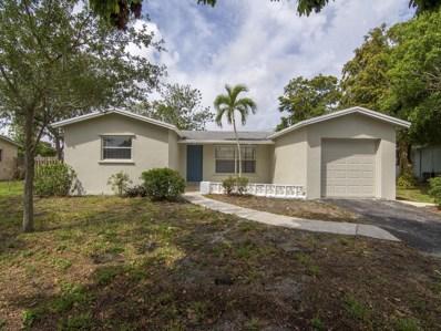 1820 Oakmont Drive, West Palm Beach, FL 33407 - MLS#: RX-10426188