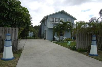 9374 Saturn Avenue, Hobe Sound, FL 33455 - MLS#: RX-10426201