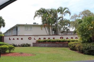 2616 N Garden Drive UNIT 212, Lake Worth, FL 33461 - MLS#: RX-10426236