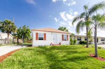 1617 W 34th Street, Riviera Beach, FL 33404 - MLS#: RX-10426279