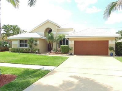 390 Apache Lane, Boca Raton, FL 33487 - MLS#: RX-10426365