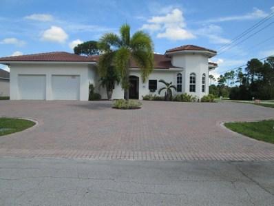 1701 SW Commerce Avenue, Port Saint Lucie, FL 34953 - MLS#: RX-10426473