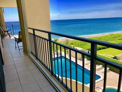 3009 S Ocean Boulevard UNIT 403, Highland Beach, FL 33487 - MLS#: RX-10426484
