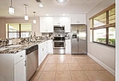 1739 Palmland Drive UNIT 8b, Boynton Beach, FL 33436 - MLS#: RX-10426536