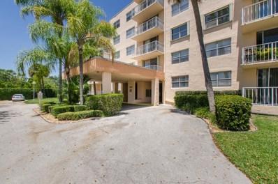 470 Executive Center Drive UNIT 5f, West Palm Beach, FL 33401 - MLS#: RX-10426576