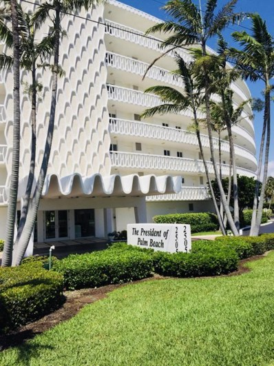 2505 S Ocean Boulevard UNIT 3020, Palm Beach, FL 33480 - MLS#: RX-10426617