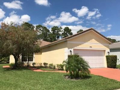 706 SW Rocky Bayou Terrace, Port Saint Lucie, FL 34986 - MLS#: RX-10426643