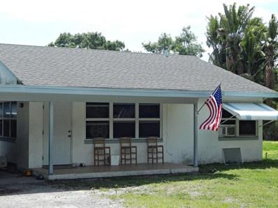 2418 S 41st Street, Fort Pierce, FL 34981 - MLS#: RX-10426664