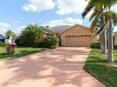 803 Sandburg Lane, Port Saint Lucie, FL 34952 - MLS#: RX-10426689