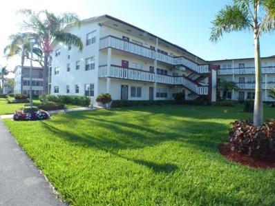 589 Fanshaw UNIT O, Boca Raton, FL 33434 - MLS#: RX-10426744