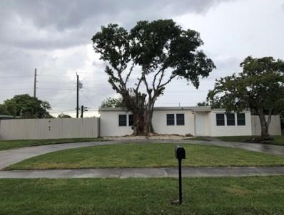 3391 Orange Street, Boynton Beach, FL 33435 - MLS#: RX-10426763