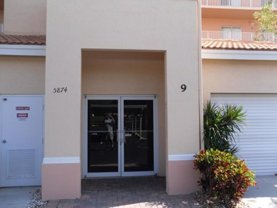 5874 Crystal Shores Drive UNIT 205, Boynton Beach, FL 33437 - MLS#: RX-10426873