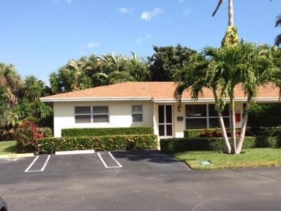639 Snug Harbor Drive UNIT L1, Boynton Beach, FL 33435 - MLS#: RX-10426904