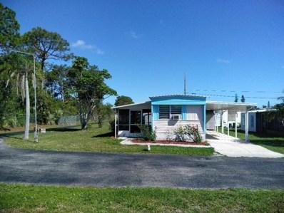 5400 SE Jack Avenue UNIT 20, Stuart, FL 34997 - MLS#: RX-10426952