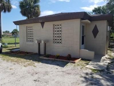 806 N 25th Street UNIT A & B, Fort Pierce, FL 34947 - MLS#: RX-10426958