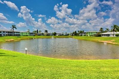 1395 SW 27th Avenue UNIT 201, Delray Beach, FL 33445 - MLS#: RX-10427023